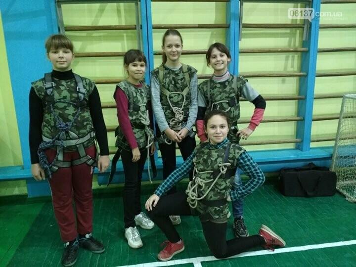 В Приморске на деньги ДТЭК ВИЭ открыт скалодром, фото-1