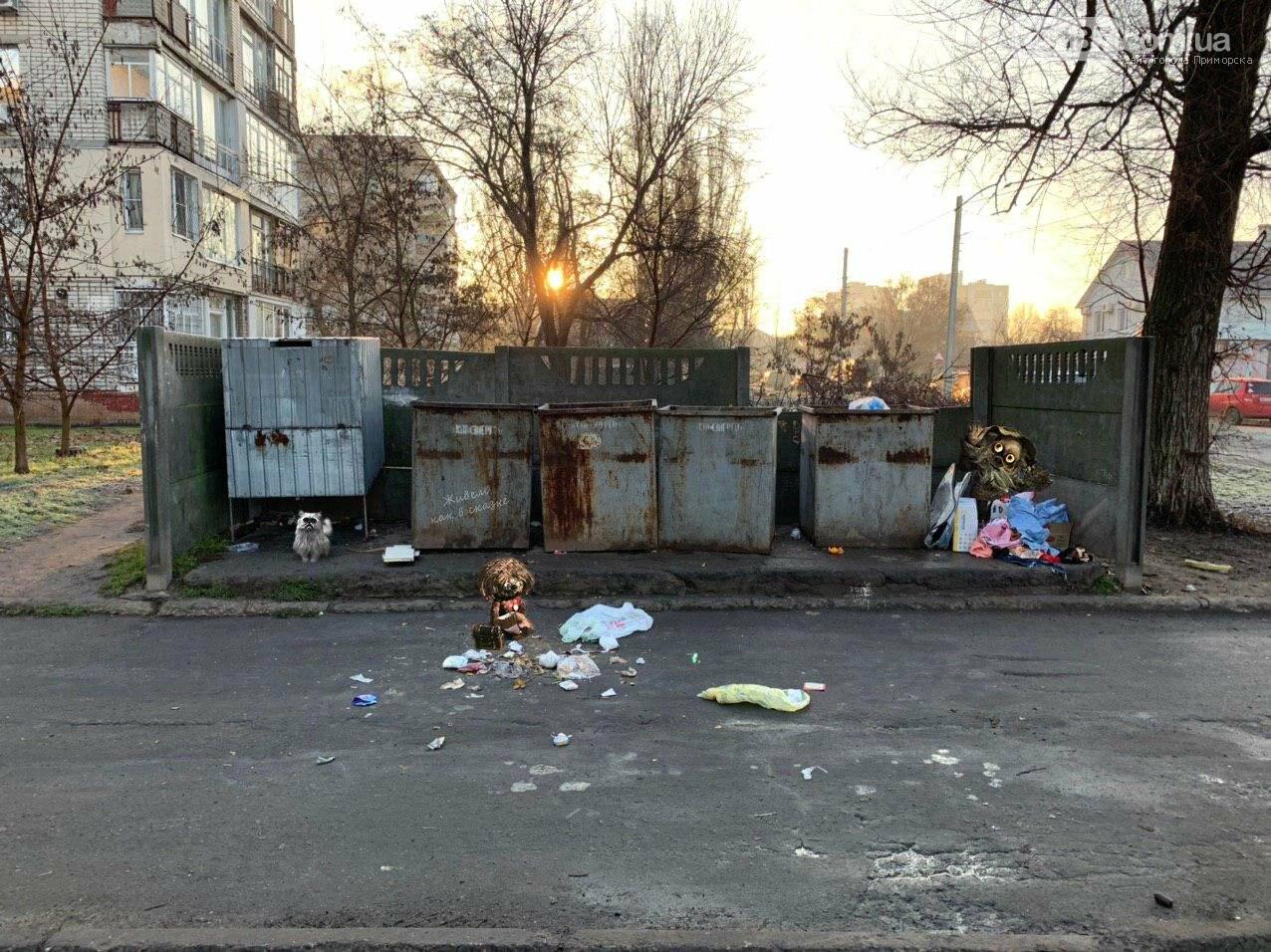 Бердянск в опасности! Обнаружены новые формы жизни! (фото), фото-1
