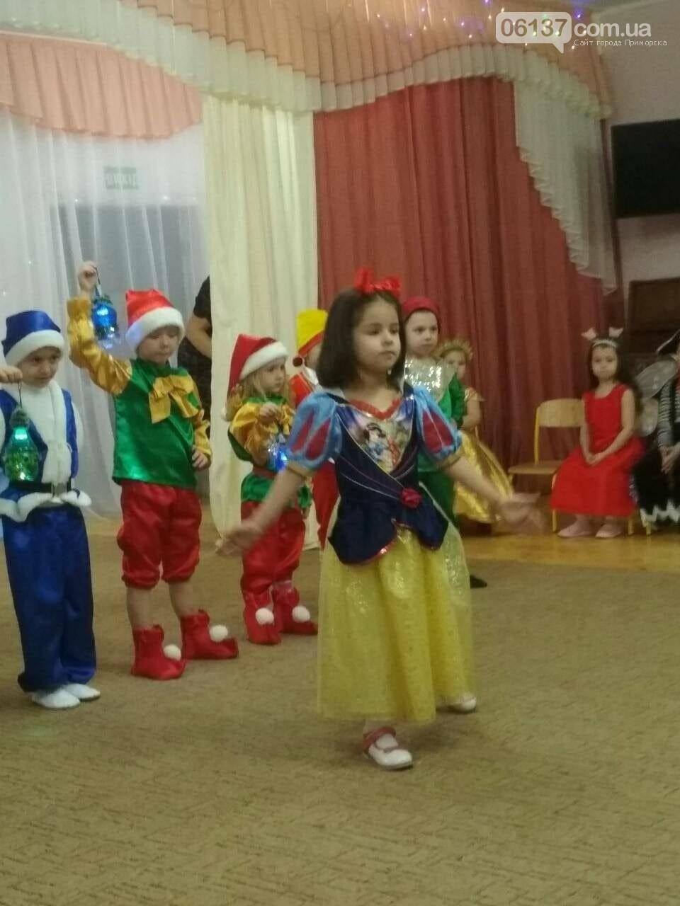 В детских садиках Приморска новогоднее веселье идет полным ходом, фото-3