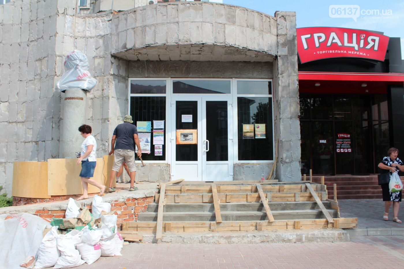 Реконструкция фасада музея им. Бродского завершена, фото-5