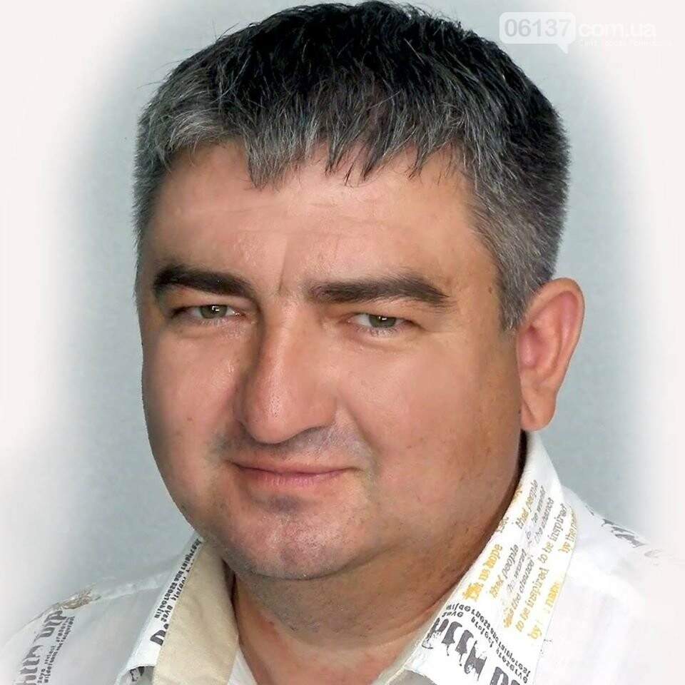 Поздравление с Новым годом депутата Приморской ОТГ Вадима Ганзули, фото-1