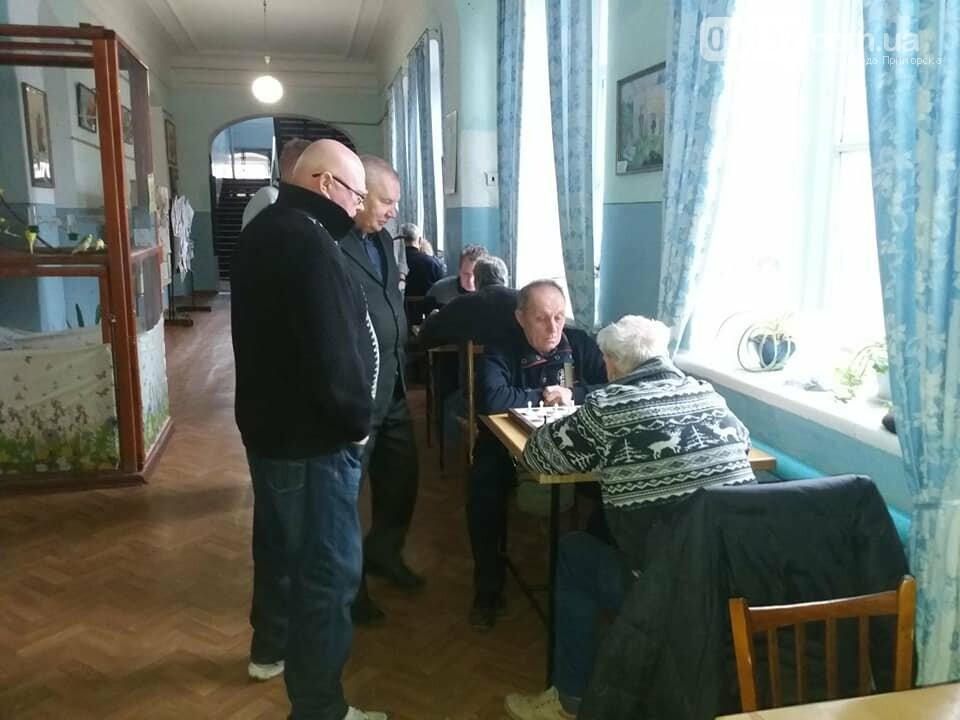 В Приморске провели шахматные баталии посвященные памяти  погибшим воинам АТО, фото-2
