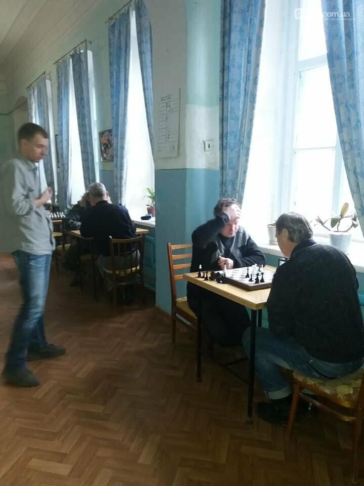 В Приморске провели шахматные баталии посвященные памяти  погибшим воинам АТО, фото-1