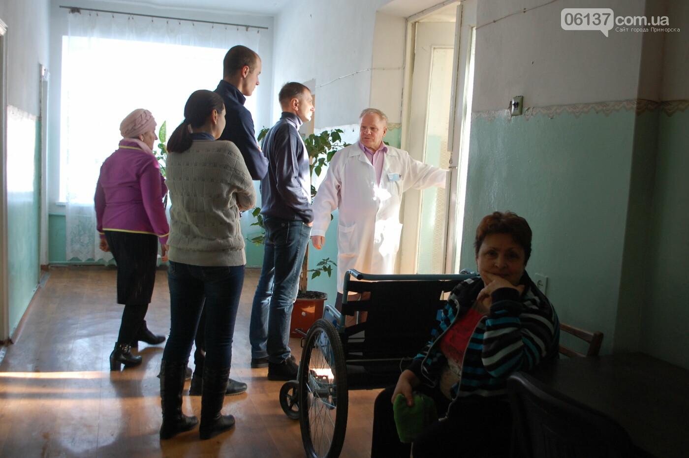 За дитину, якій не надали медичну допомогу заступилися активісти Приморська, фото-3