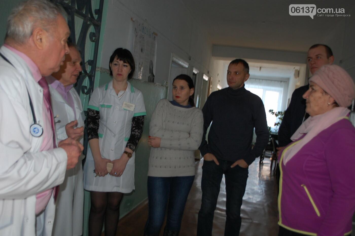 За дитину, якій не надали медичну допомогу заступилися активісти Приморська, фото-6
