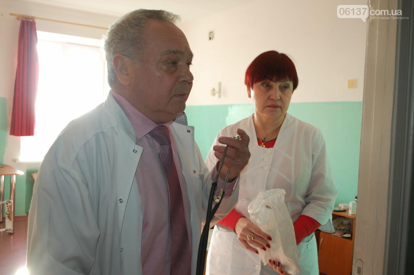 За дитину, якій не надали медичну допомогу заступилися активісти Приморська, фото-7
