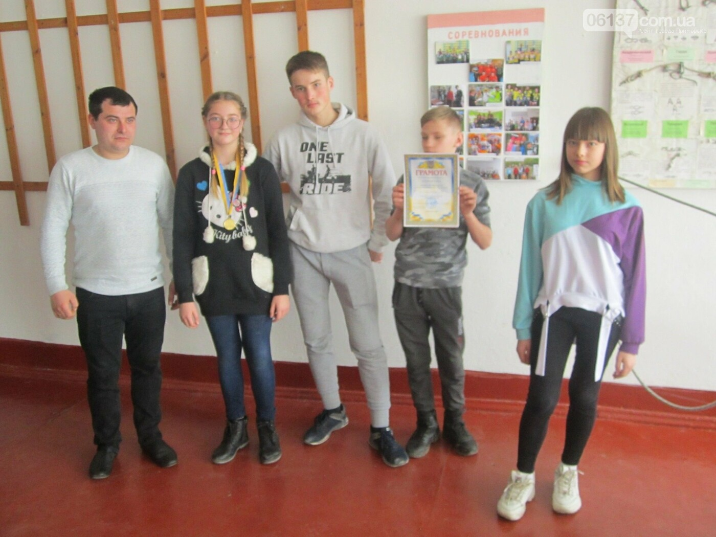 Туристи - оптимісти провели конкурс  в'язання вузлів між школами Приморської ОТГ, фото-2