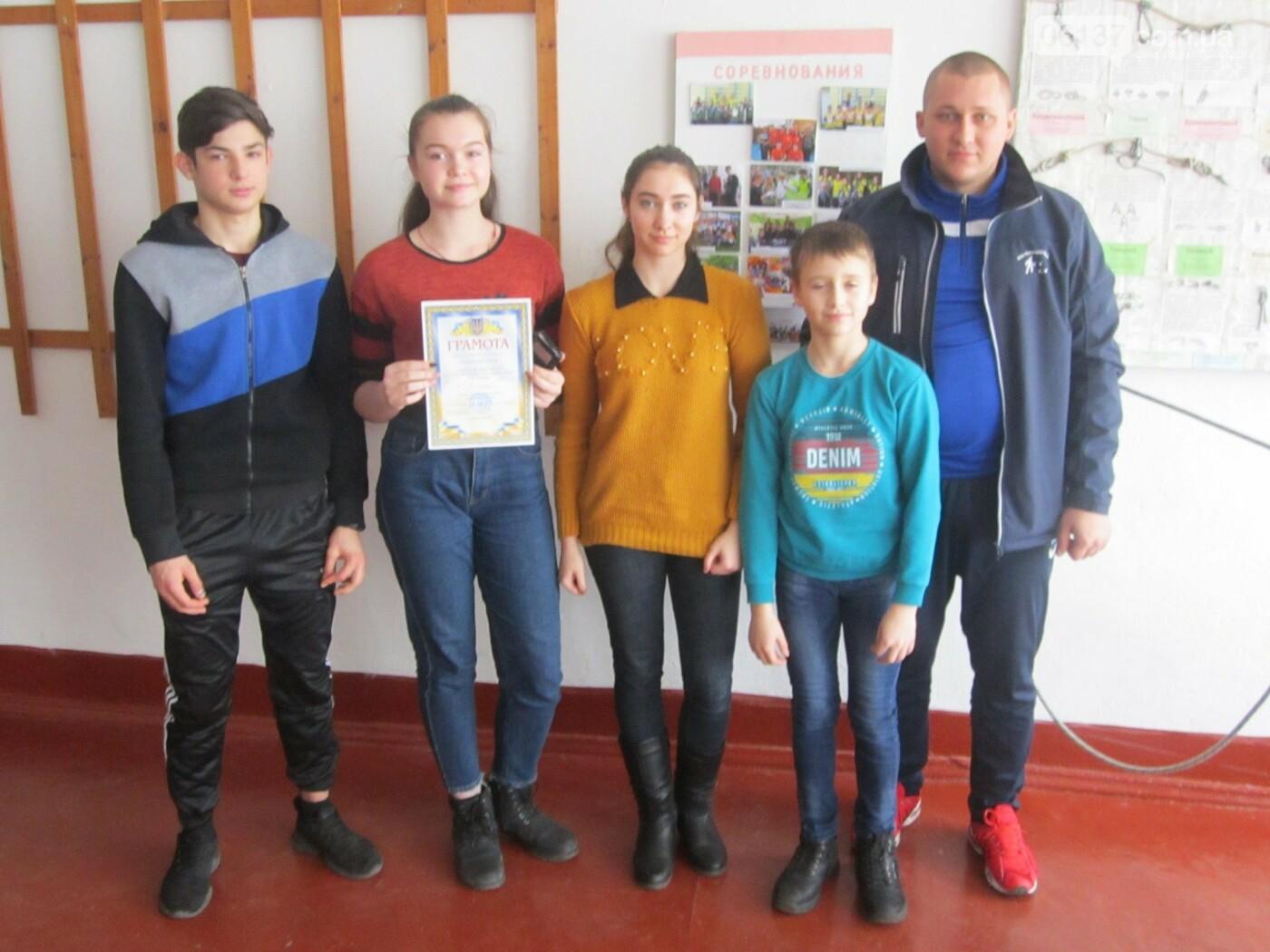 Туристи - оптимісти провели конкурс  в'язання вузлів між школами Приморської ОТГ, фото-4