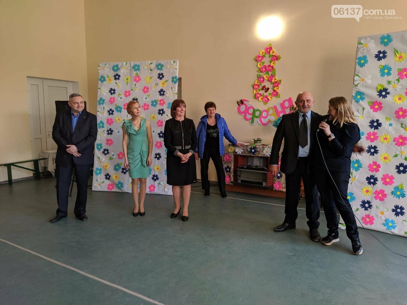 В с.Райнівка  Приморського району урочисто відкрили відремонтований будинок культури, фото-2
