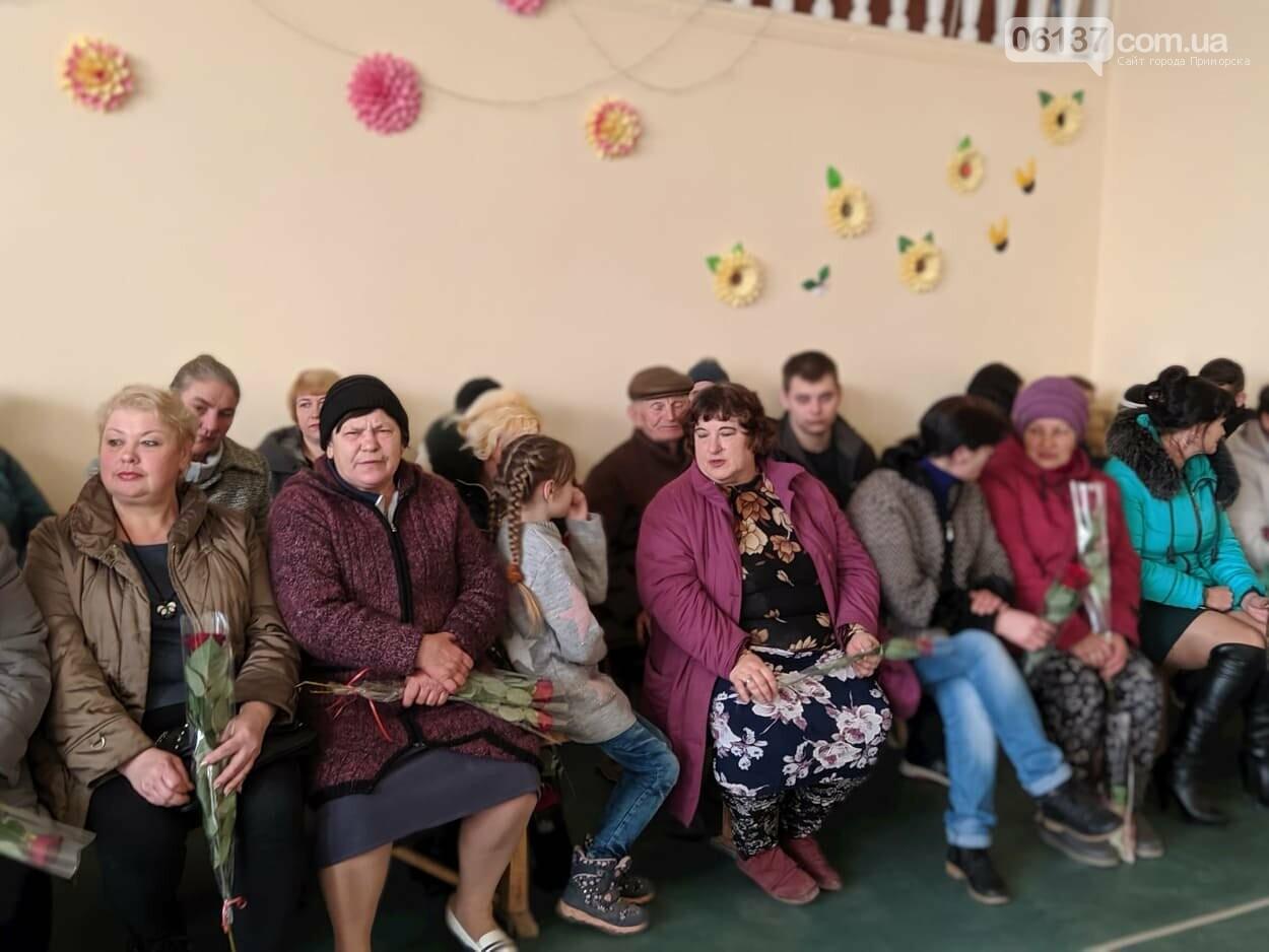 В с.Райнівка  Приморського району урочисто відкрили відремонтований будинок культури, фото-3