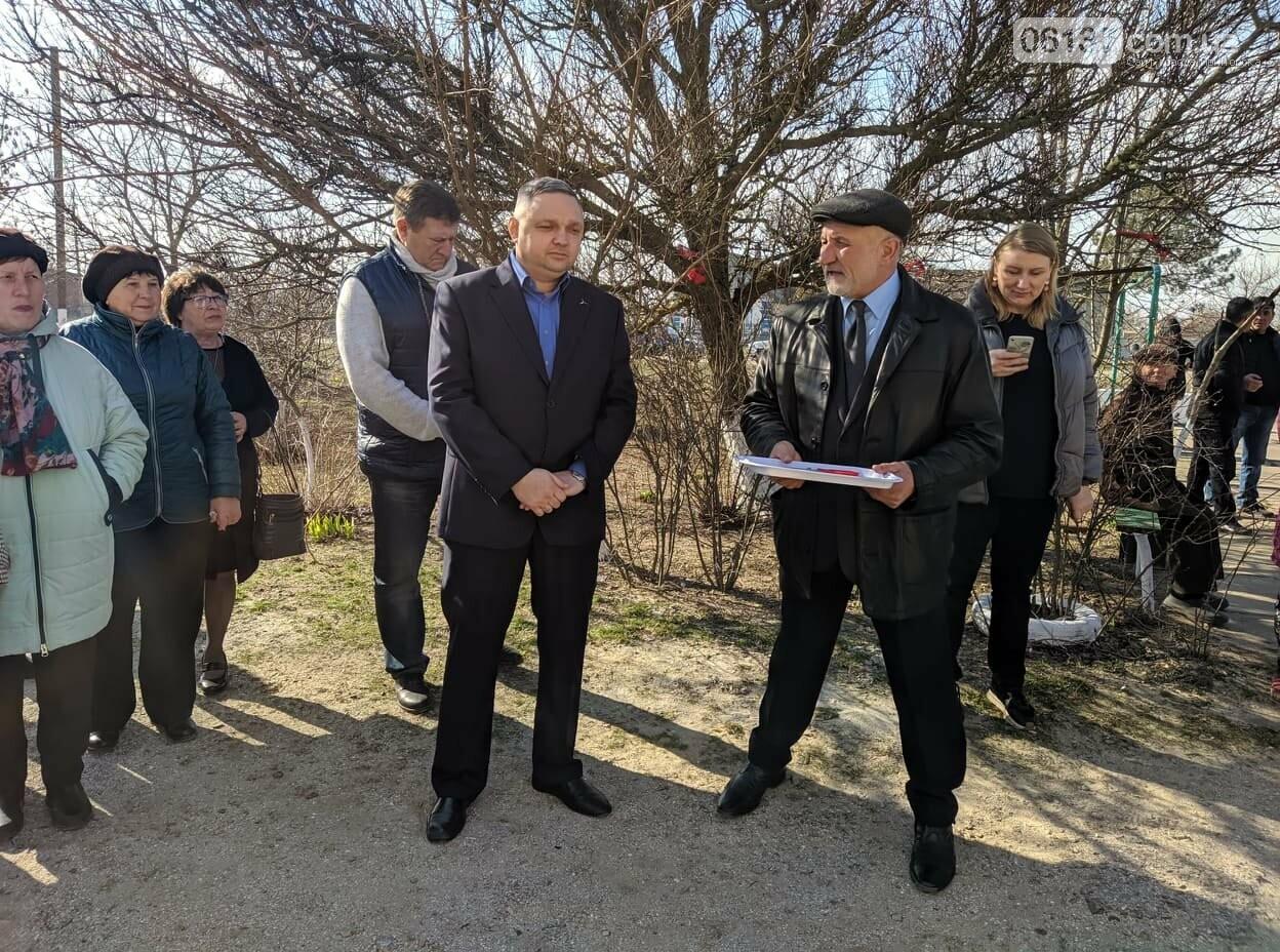 В с.Райнівка  Приморського району урочисто відкрили відремонтований будинок культури, фото-4