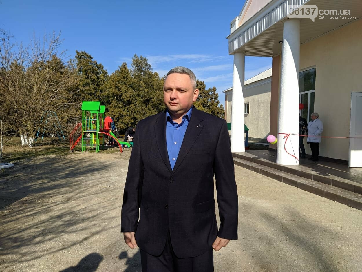 В с.Райнівка  Приморського району урочисто відкрили відремонтований будинок культури, фото-5