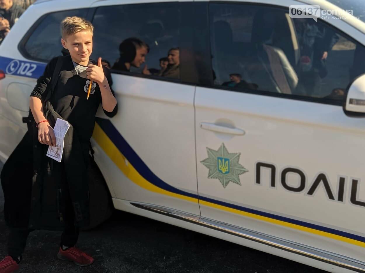 Учні Приморської ЗОШ №3 визначали майбутню професію, фото-7
