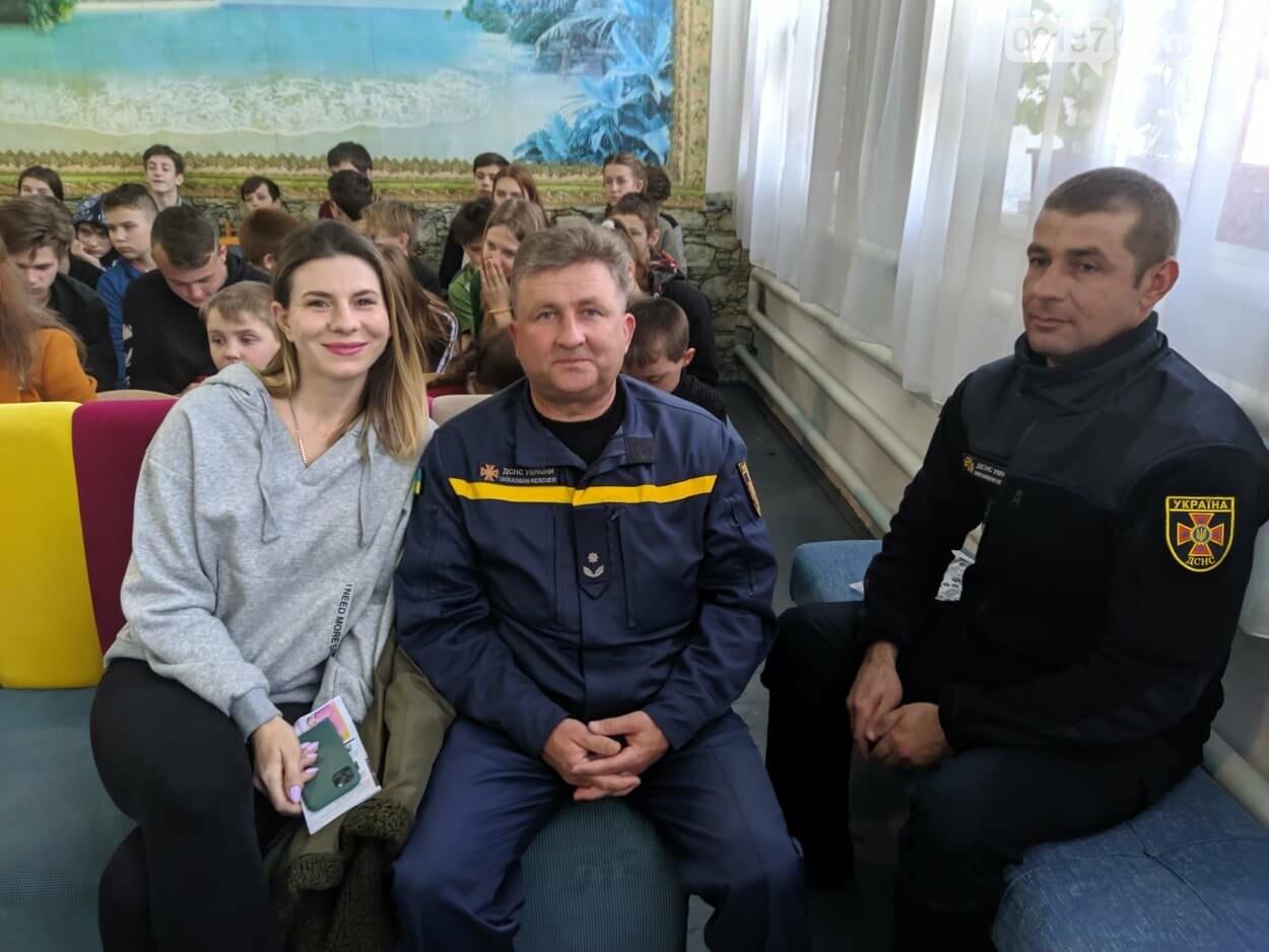 Учні Приморської ЗОШ №3 визначали майбутню професію, фото-1