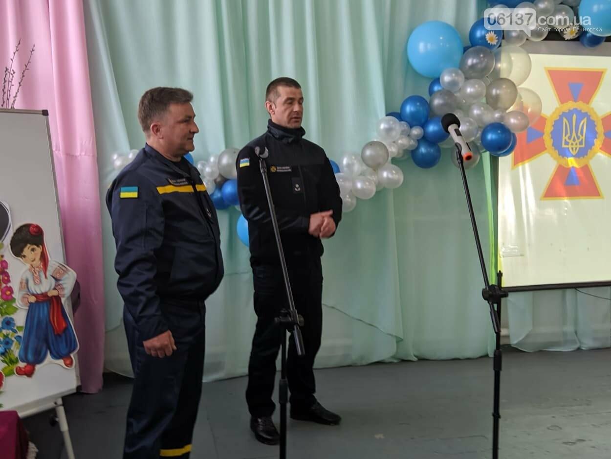 Учні Приморської ЗОШ №3 визначали майбутню професію, фото-4