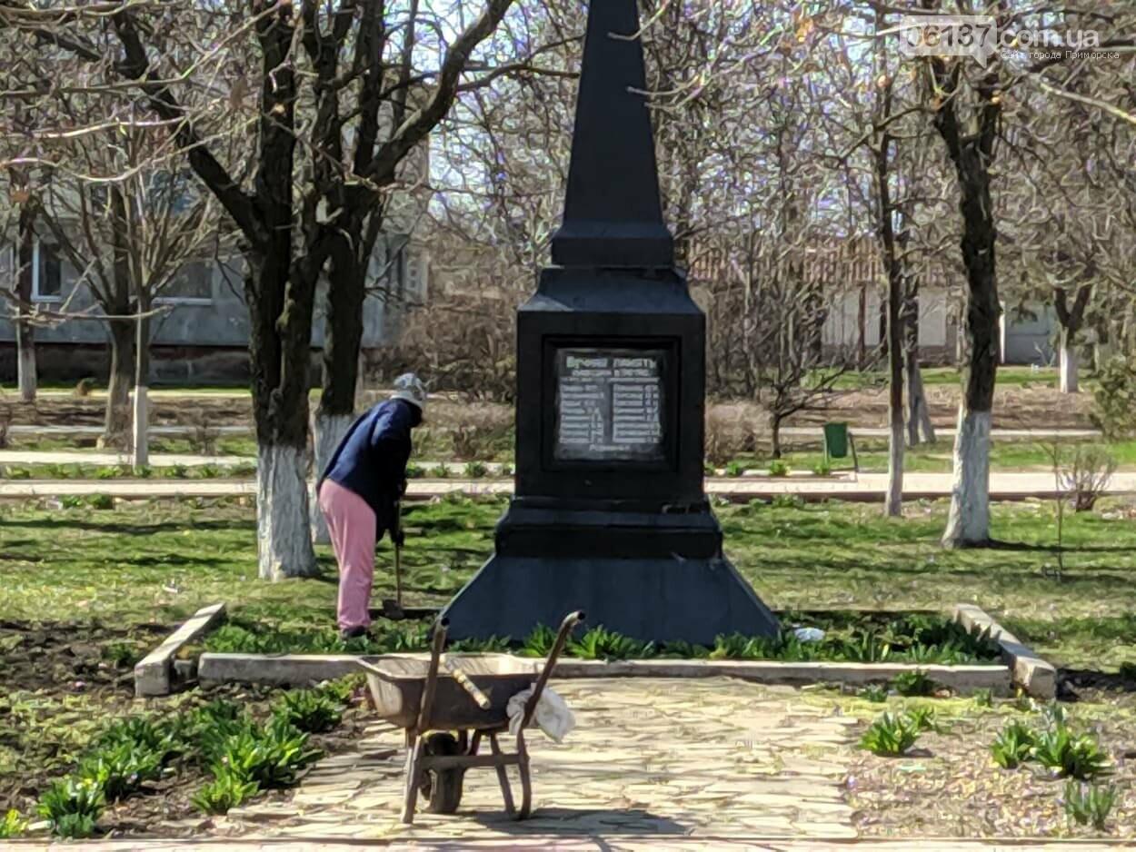 Приморськ вже рік живе в умовах карантину. Згадаємо як це починалось., фото-5