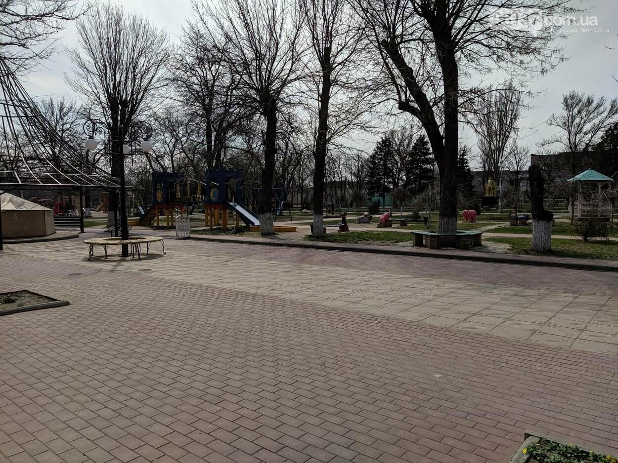 Год назад Приморск впервые узнал что значит жить в условиях карантина., фото-2