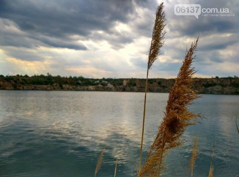 Запорожский кусочек Крыма: как выглядит сейчас живописный Натальевский карьер. Фото  , фото-3
