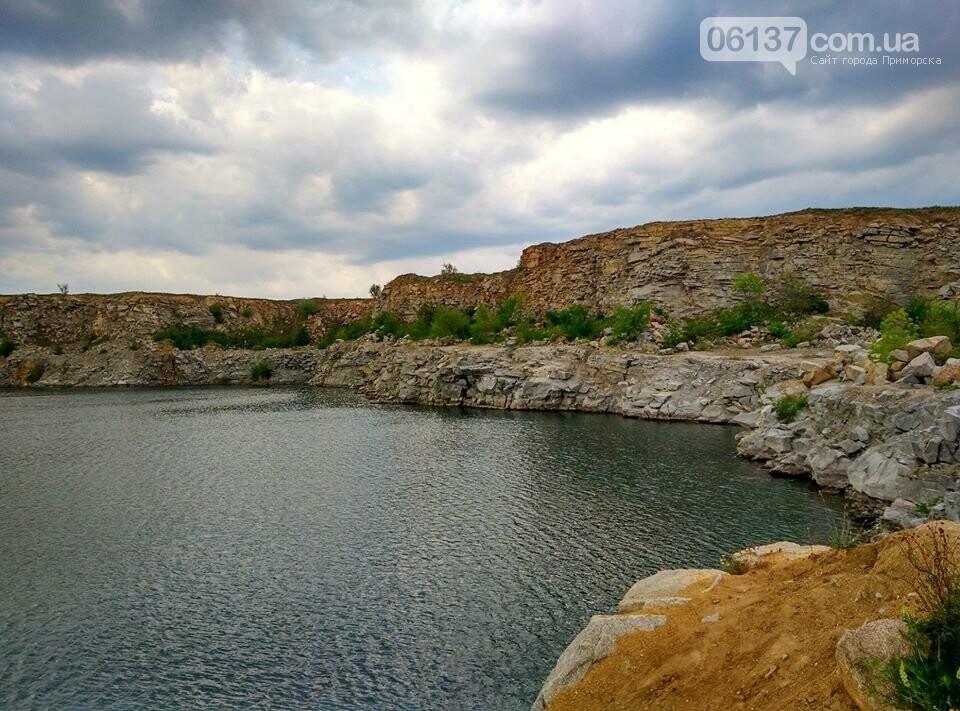 Запорожский кусочек Крыма: как выглядит сейчас живописный Натальевский карьер. Фото  , фото-5