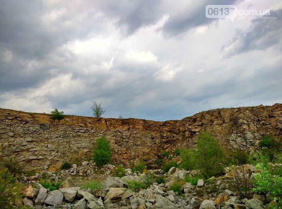 Запорожский кусочек Крыма: как выглядит сейчас живописный Натальевский карьер. Фото  , фото-6