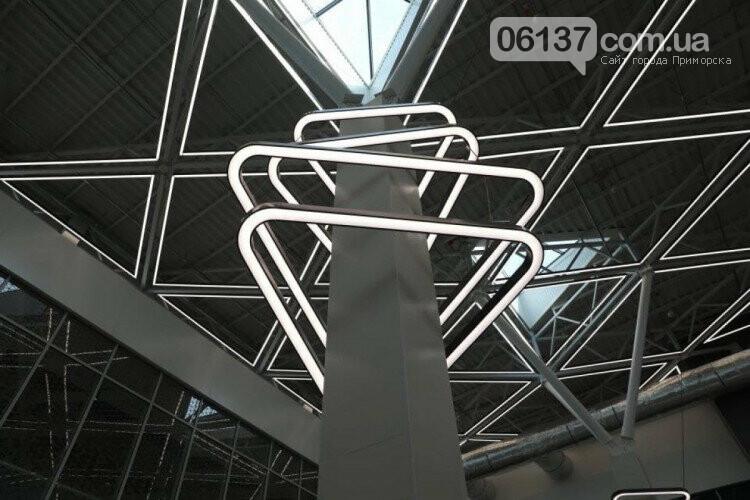 В Запорожье завершили строительство нового терминала аэропорта. Фото, фото-3