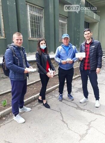В Приморську провели акцію до Міжнародного дня пам'яті померлих від СНІДу, фото-3