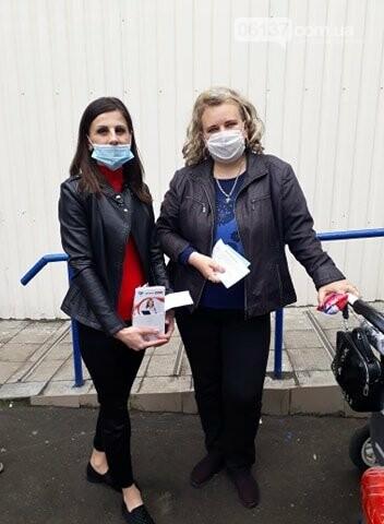 В Приморську провели акцію до Міжнародного дня пам'яті померлих від СНІДу, фото-5