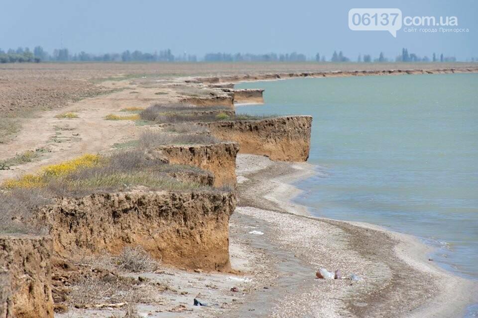 Запорожский фотограф сделал потрясающие снимки озера Сиваш и Арабатской стрелки. Фото  , фото-3