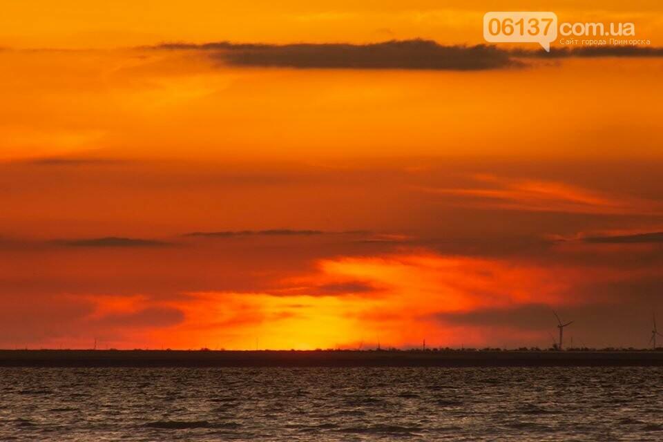 Запорожский фотограф сделал потрясающие снимки озера Сиваш и Арабатской стрелки. Фото  , фото-4