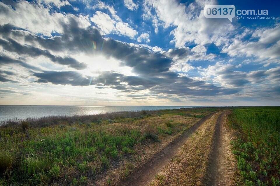 Запорожский фотограф сделал потрясающие снимки озера Сиваш и Арабатской стрелки. Фото  , фото-5