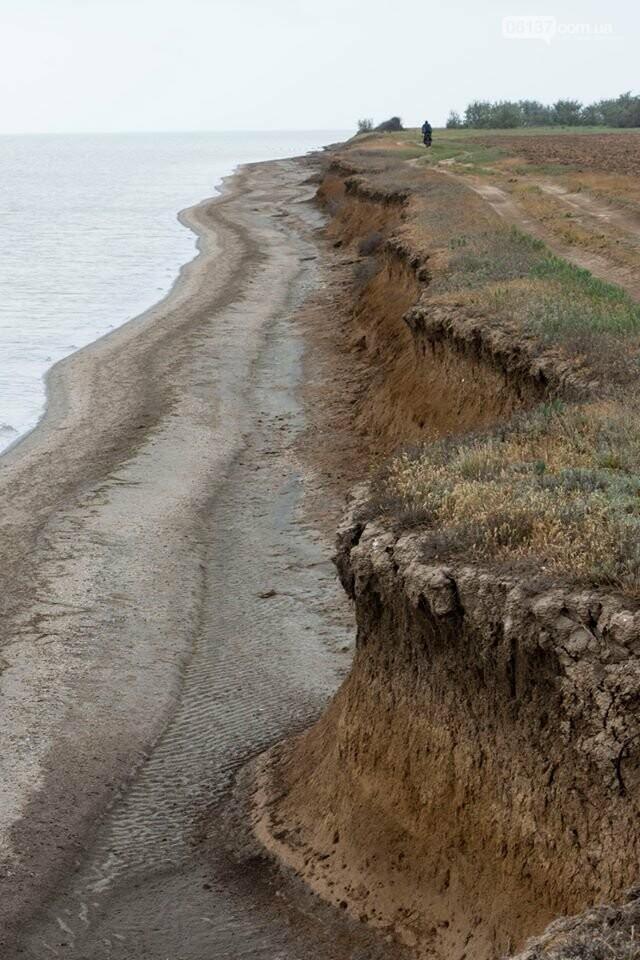 Запорожский фотограф сделал потрясающие снимки озера Сиваш и Арабатской стрелки. Фото  , фото-6