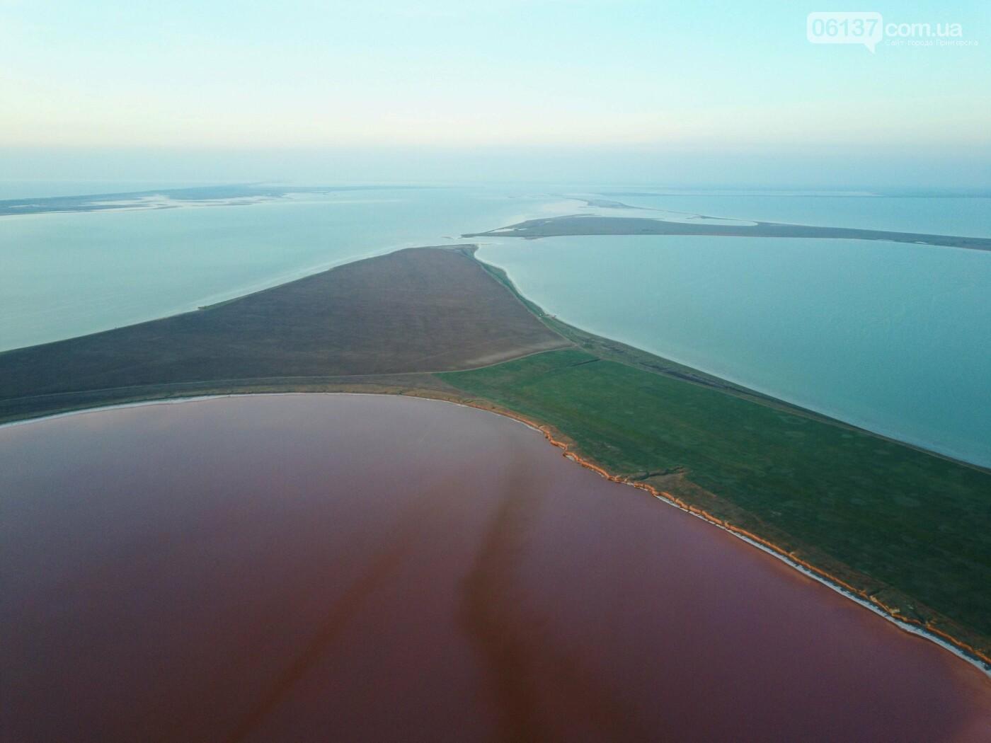 Запорожский фотограф сделал потрясающие снимки озера Сиваш и Арабатской стрелки. Фото  , фото-15