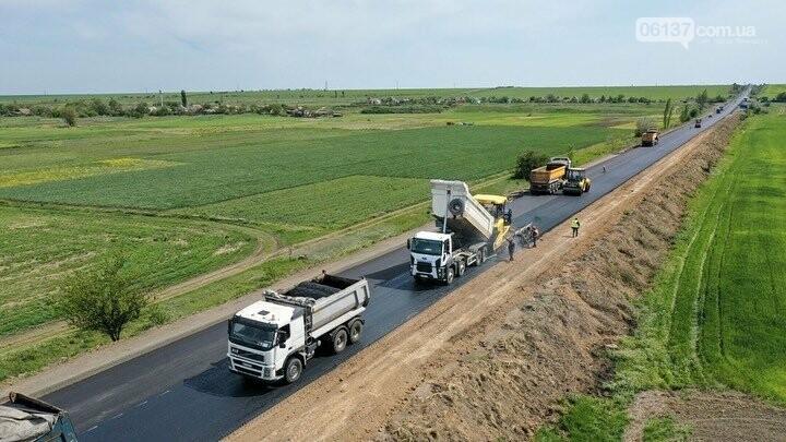 119 км трасси Н-30 Василівка Токмак Бердянськ вже відремонтовано, фото-3