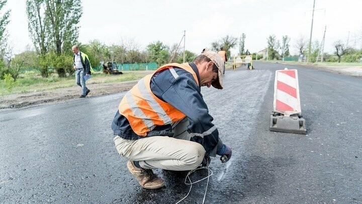 119 км трасси Н-30 Василівка Токмак Бердянськ вже відремонтовано, фото-5