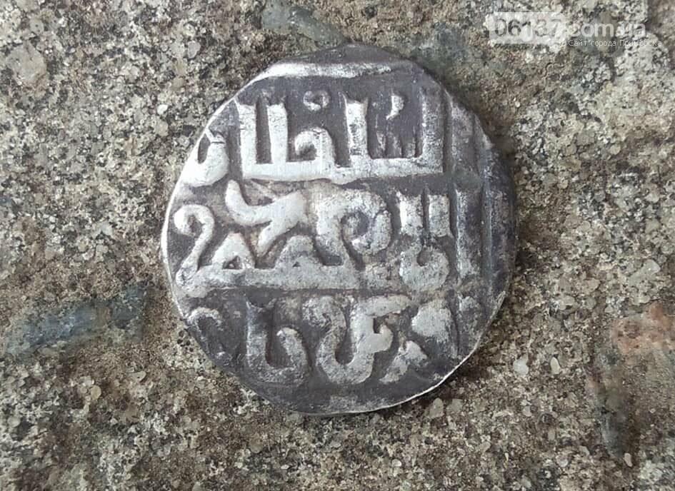 В Запорожской области найдены монеты времен Золотой орды, фото-1