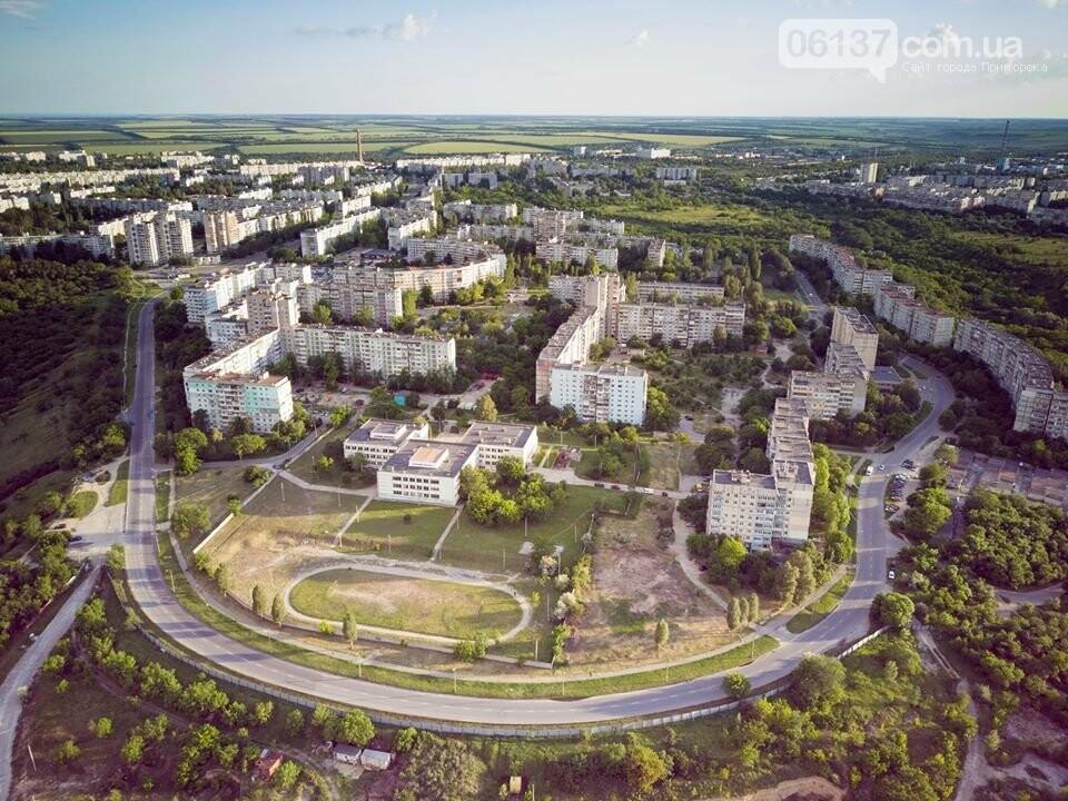 Запорожский фотограф показал живописность природных оазисов города с высоты. Фото , фото-3