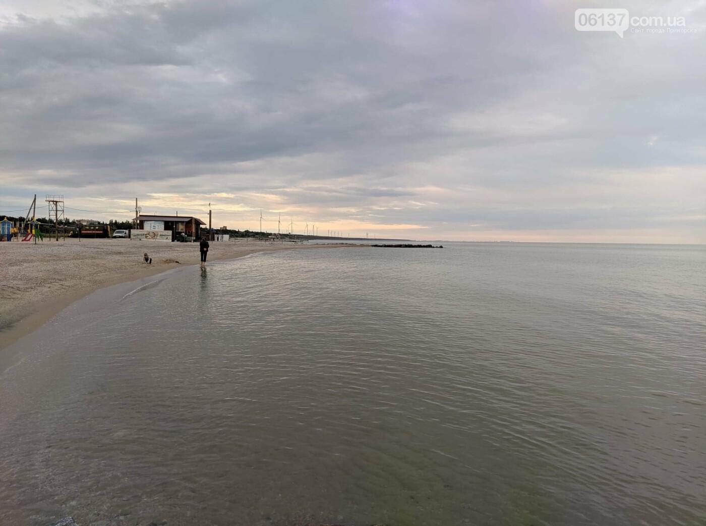 На центральном пляже Приморска открылись кафе и детские атракционы, фото-2