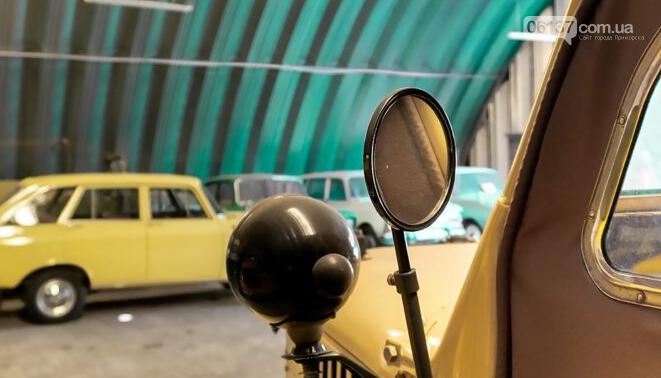 В Запорожье появится музей спецтранспорта. Фото , фото-3