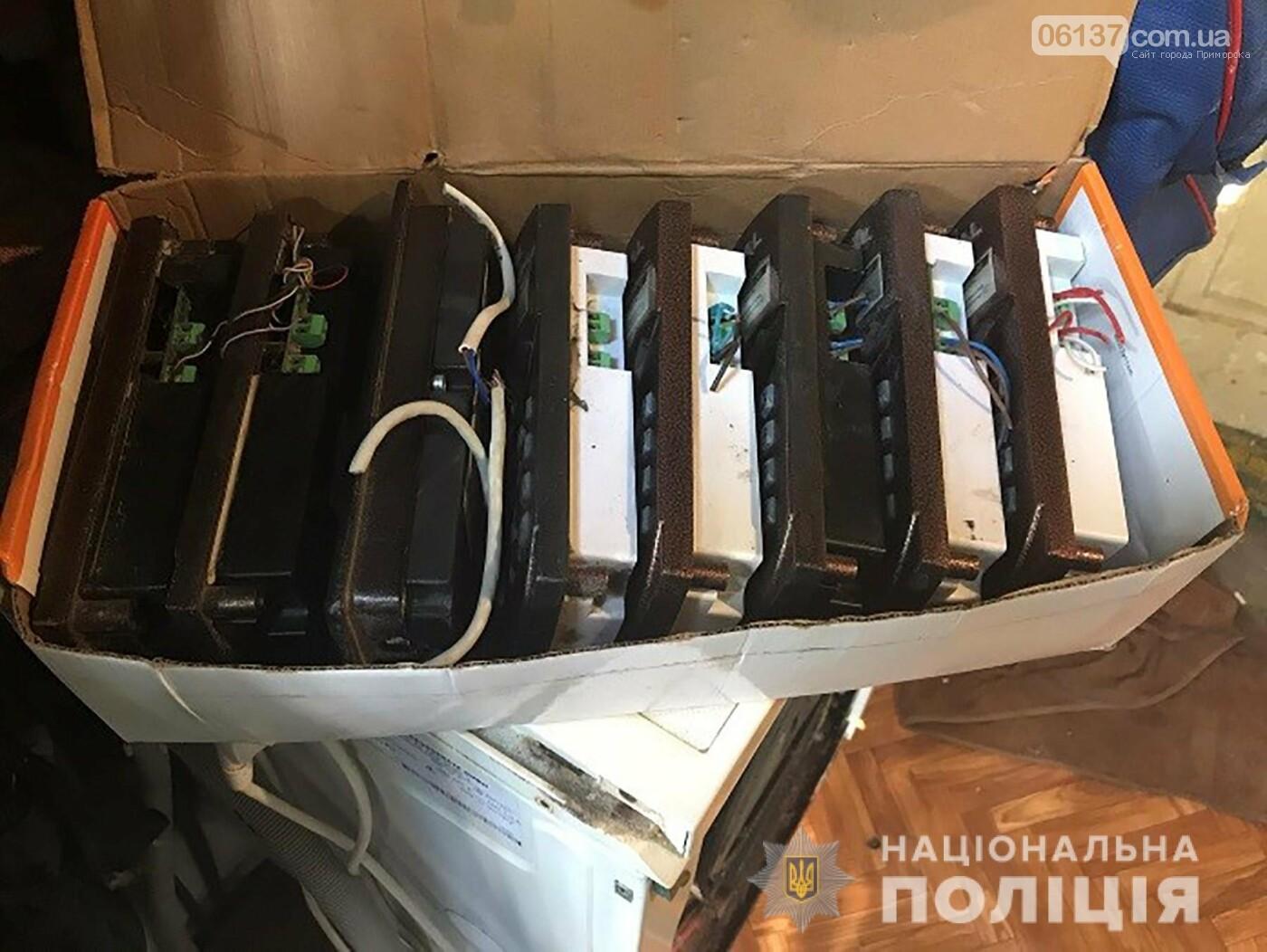 Запорожанка демонтировала домофоны в городских многоэтажках. Фото, фото-3