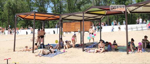 Запорожцы критикуют новый пляж, в который вложили 41 млн грн. Видео, фото-3