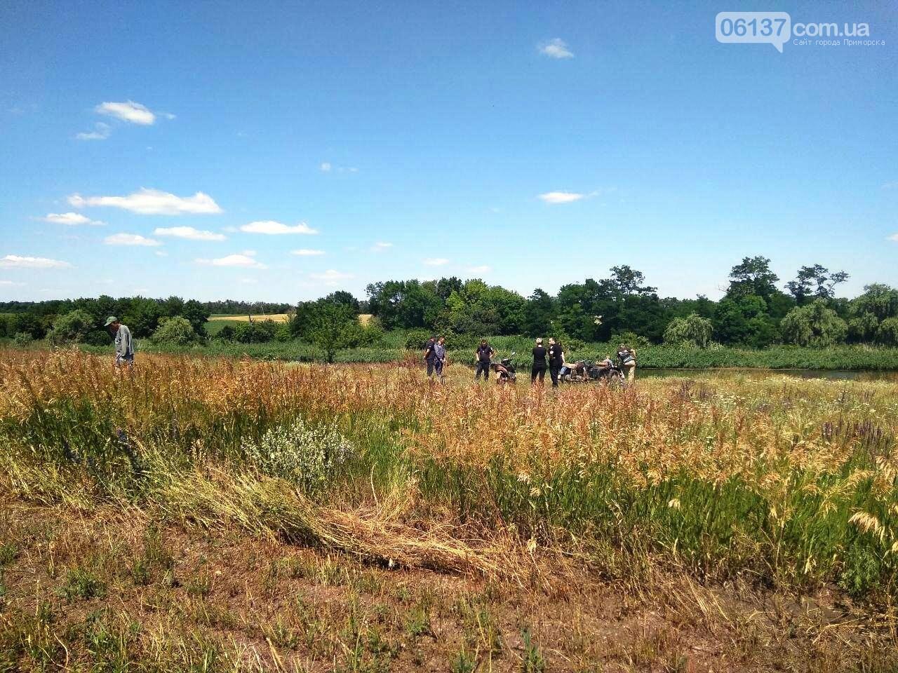 В ставке Запорожской области утонули дети. Фото, фото-2
