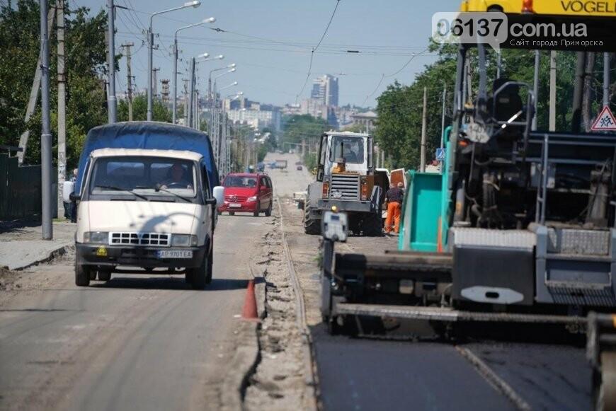 Запорожцам обещаю открыть долгожданную дорогу. Фото , фото-2