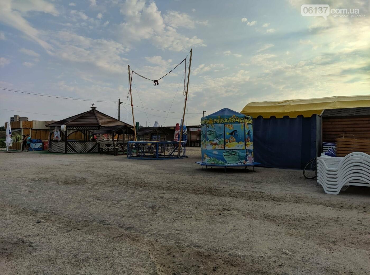 Один из запорожских курортов чист: нет медуз и водорослей. Фото  , фото-3