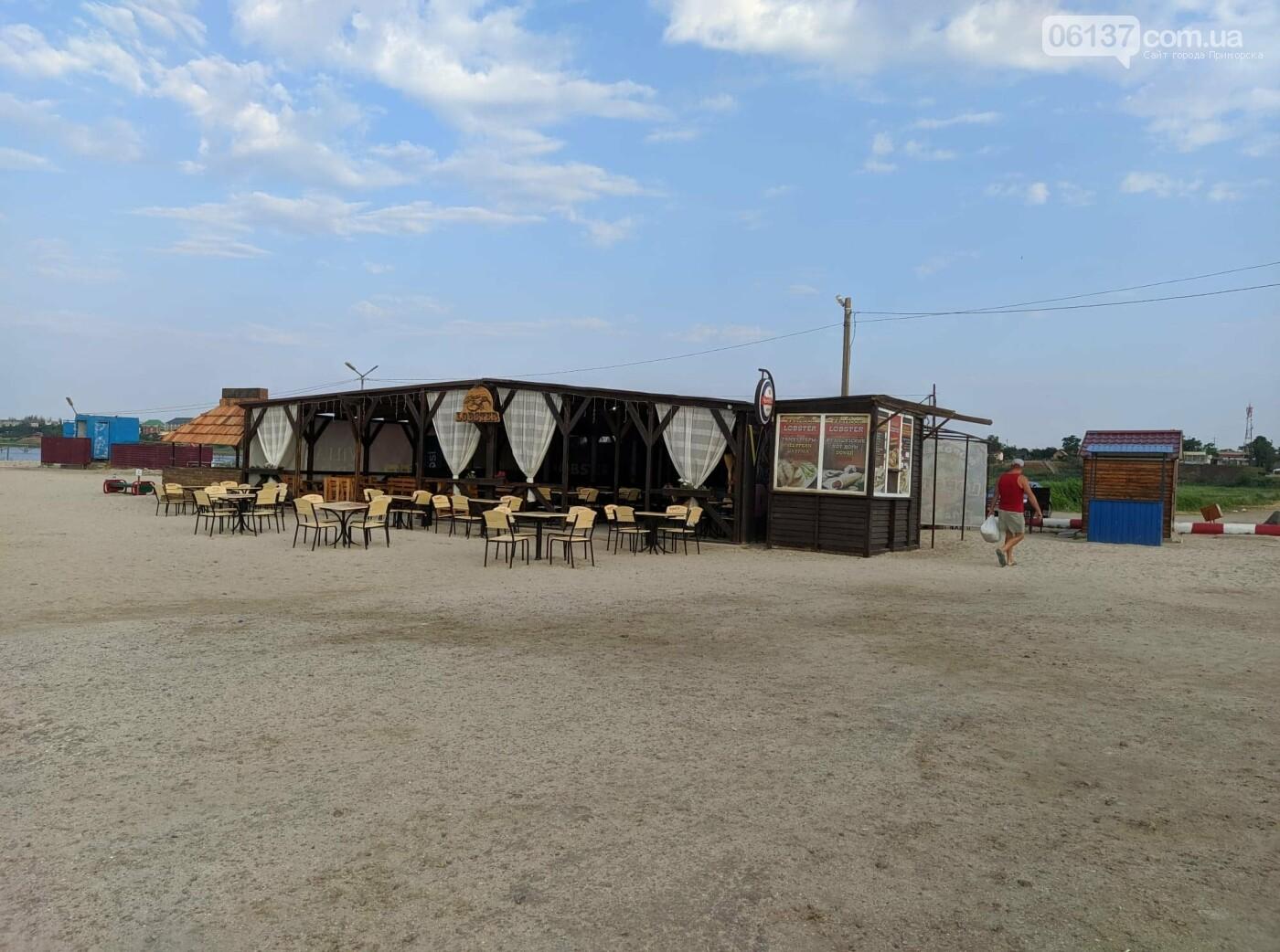 Один из запорожских курортов чист: нет медуз и водорослей. Фото  , фото-4