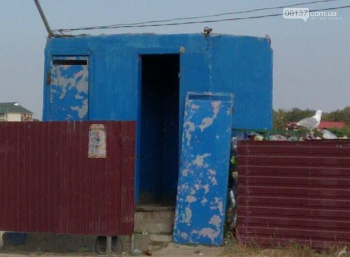 На курорте Запорожской области предприниматели решили вопрос чистоты общественных туалетов, фото-2