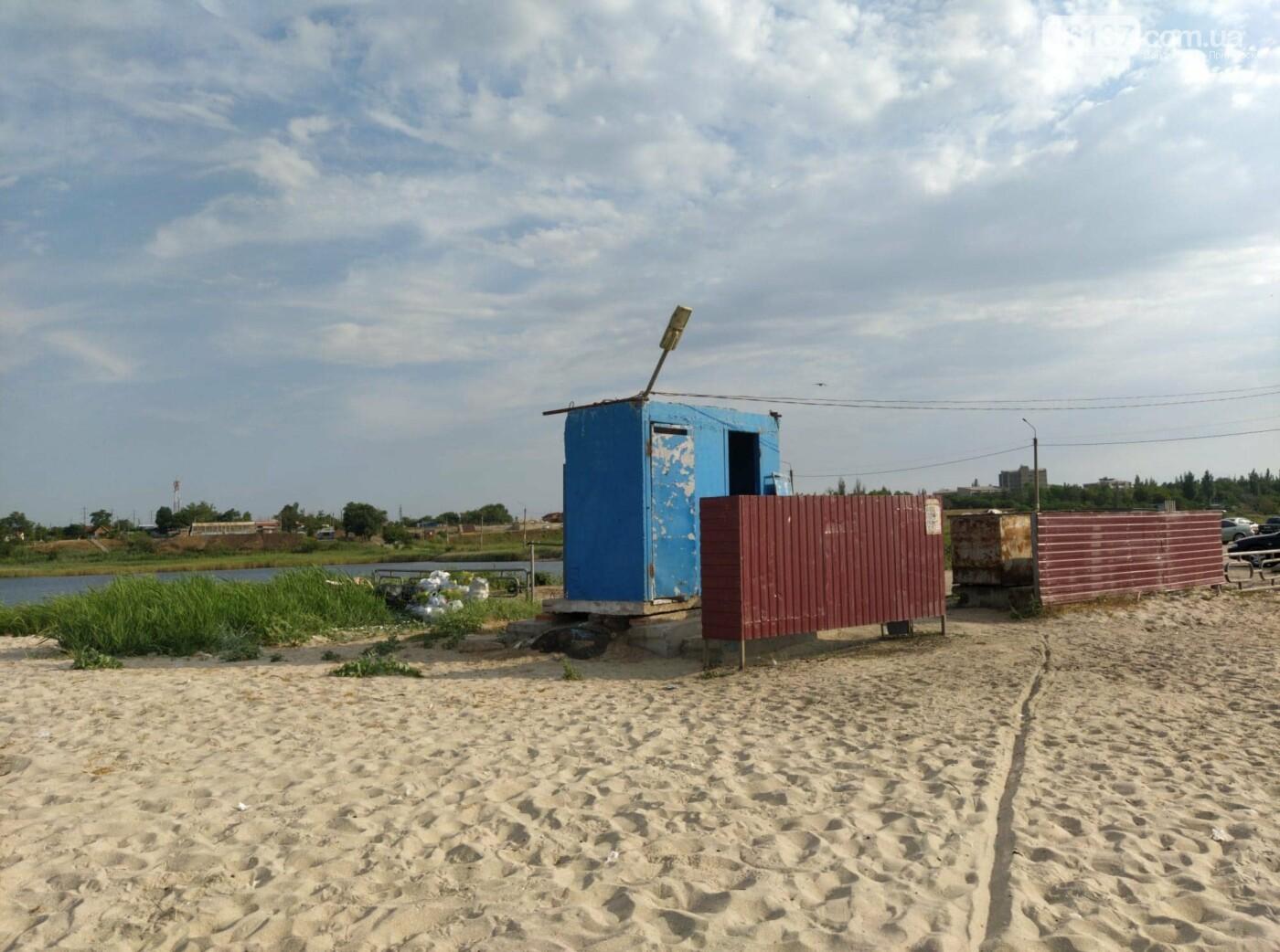 На курорте Запорожской области предприниматели решили вопрос чистоты общественных туалетов, фото-1