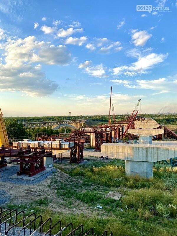 Запорожские мосты будут строить круглосуточно. Фото, фото-1