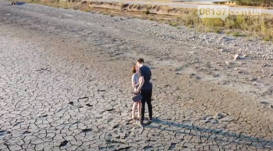Начинающий блогер из Запорожья снял красивое видео на побережье Азовского моря. Видео, фото-1
