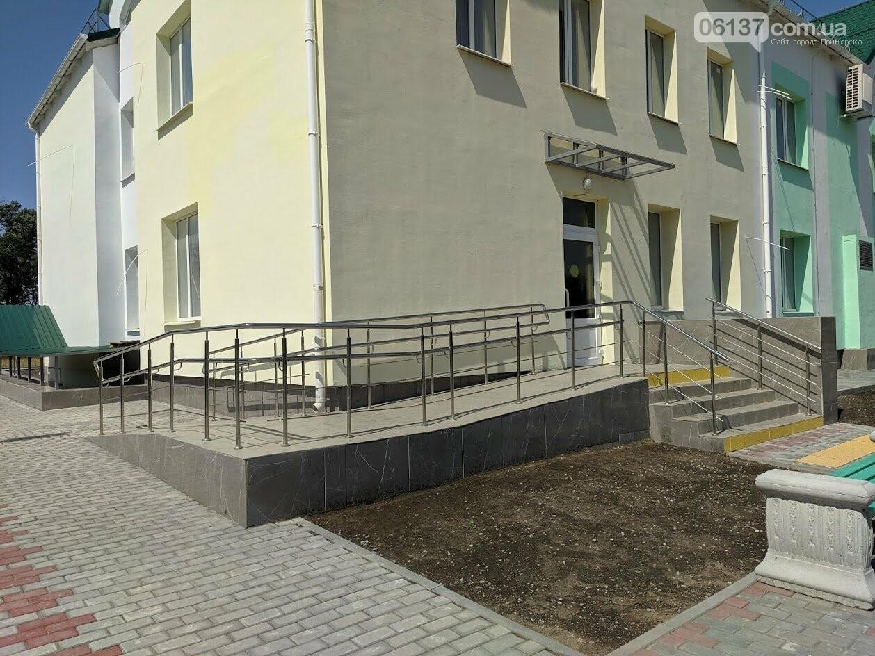 На курорті Запорізької області моніторили доступність візочників  до державних установ , фото-1