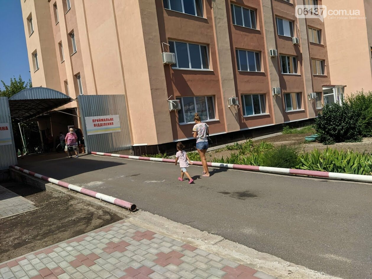 На курорті Запорізької області моніторили доступність візочників  до державних установ , фото-6